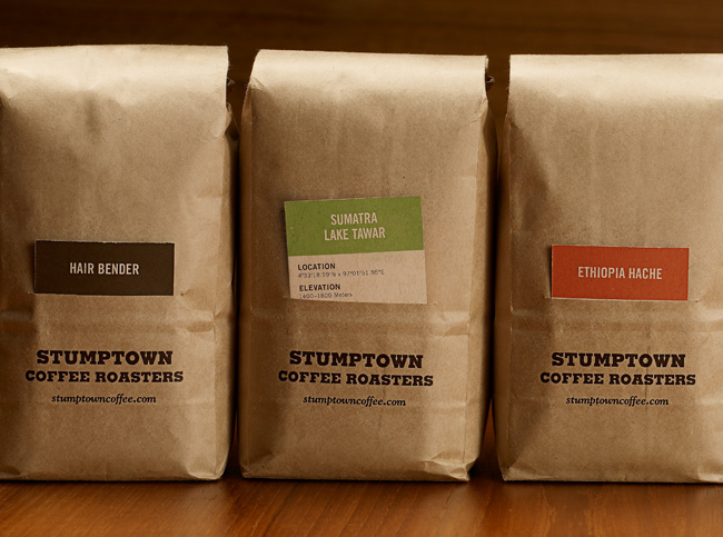 Hallo Fritz Stumptown Coffee Bags Amp Cards